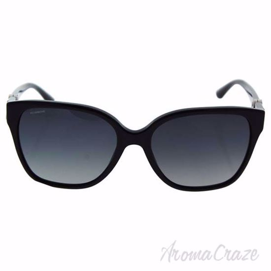 Giorgio Armani AR 8061 5017/T3 - Black/Grey Gradient Polariz
