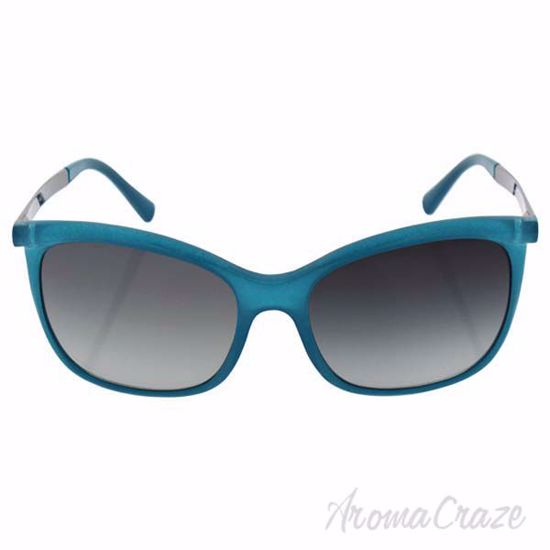 Giorgio Armani AR 8069 5447/11 - Opal Aquamarine/Grey Shaded