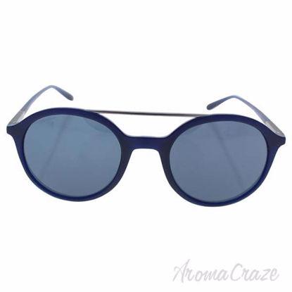Giorgio Armani AR 8077 5088/87 - Grey/Matte Transparent Blue