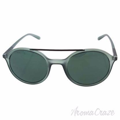 Giorgio Armani AR 8077 5484/71 - Matte Transparent Green/Gre
