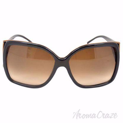 Givenchy SGV727 Z42X - Shiny Black/ Leopard by Givenchy for