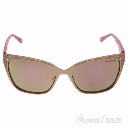 Guess Gm 742 29G Marciano - Matte Rose Gold/Brown Mirror by