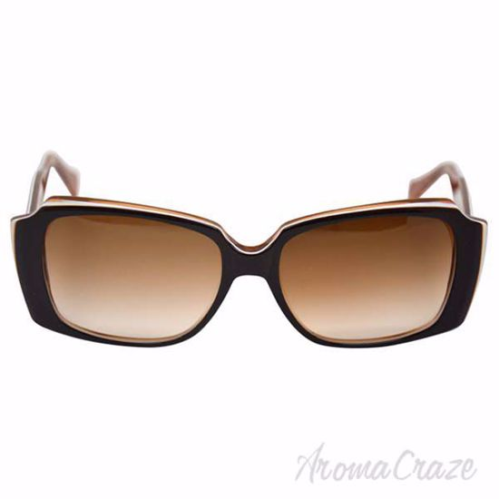 Lafont Hacienda 537-Brown by Lafont for Women - 52-15-140 mm