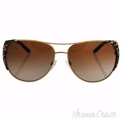 Michael Kors MK 1005 105713 Sadie I - Black Gold Leopard/Bro