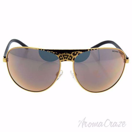 Michael Kors MK 1006 1057R5 Sadie II - Black Gold Leopard-Bl