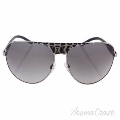 Michael Kors MK 1006 105911 Sadie II - Black Silver Leopard/