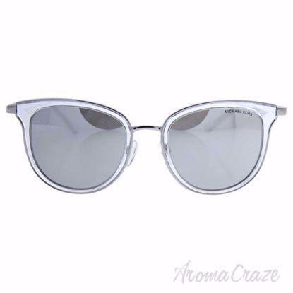 Michael Kors MK 1010 11026G Adrianna I - Clear Silver/Silver