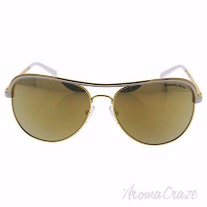 Michael Kors MK 1012 11127P Vivianna I - Gold/White/Liquid G