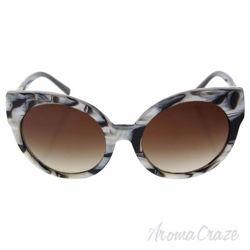 Michael Kors MK 2019 311413 Adelaide I - Black Marble/Smoke Gradient by Michael Kors for Women - 55-20-140 mm Sunglasses