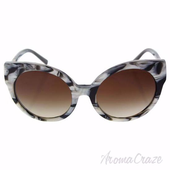 Picture of Michael Kors MK 2019 311413 Adelaide I - Black Marble/Smoke Gradient by Michael Kors for Women - 55-20-140 mm Sunglasses