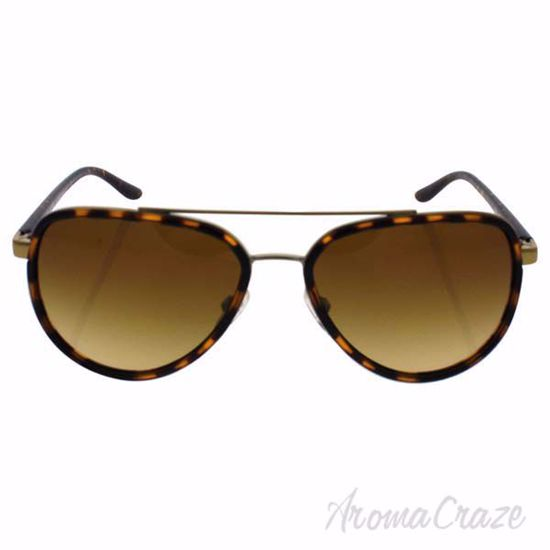 Picture of Michael Kors MK 5006 10342L Playa Norte - Gold/Brown by Michael Kors for Unisex - 57-16-135 mm Sunglasses