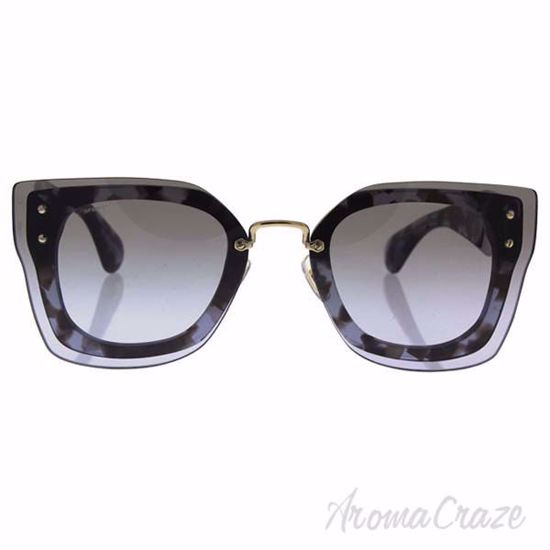 Picture of Miu Miu MU 04R UAH-3H0 - Lilac Havana/Grey by Miu Miu for Women - 67-16-140 mm Sunglasses
