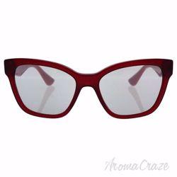 Miu Miu MU 06R TKW-5J0 - Opal Bordeaux/Grey by Miu Miu for Women - 57-18-140 mm Sunglasses