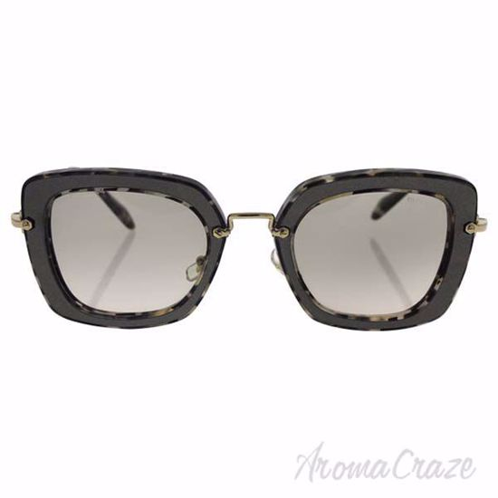 Picture of Miu Miu MU 07O DHE-3H2 - Marble White Black/Beige Gradient by Miu Miu for Women - 52-26-140 mm Sunglasses