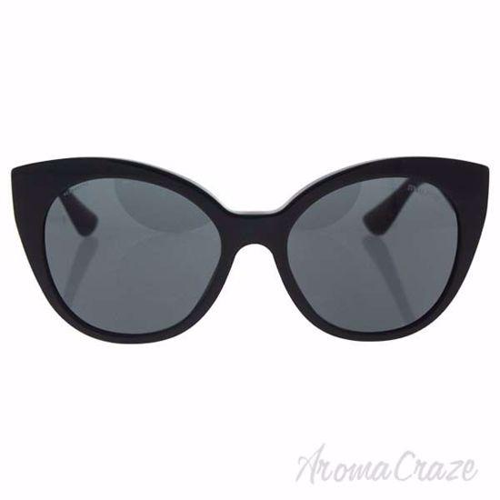 Miu Miu MU 07R 1AB-1A1 - Black/Grey by Miu Miu for Women - 5