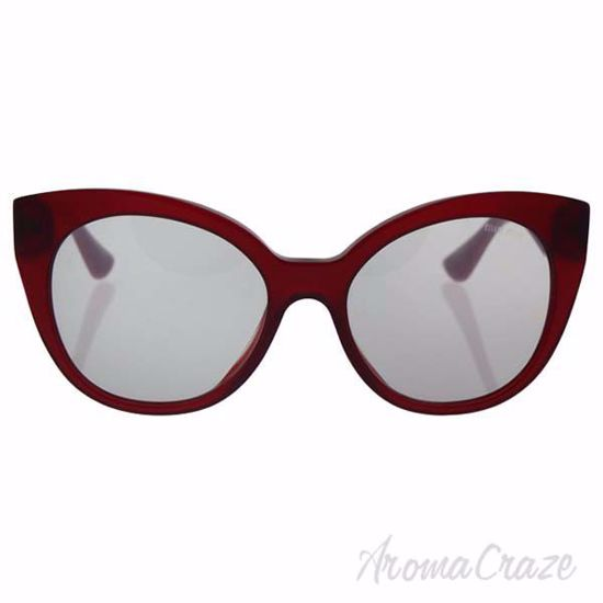 Picture of Miu Miu MU 07R TKW-5J0 - Opal Bordeaux/Grey by Miu Miu for Women - 55-18-140 mm Sunglasses