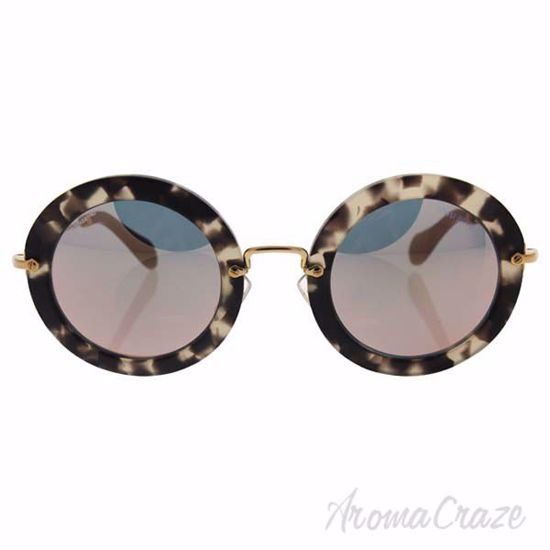 Miu Miu MU 13N UBB-2D2 - Gold Brown/Pink Gold by Miu Miu for