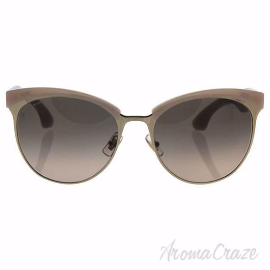 Miu Miu MU 54Q UBC-3D0 - Ivory/Brown by Miu Miu for Women -