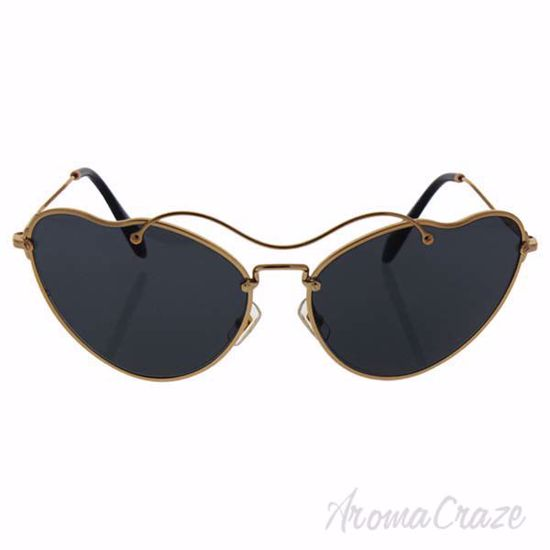 Miu Miu MU 55R 7OE1A1 - Gold/Grey by Miu Miu for Women - 65-
