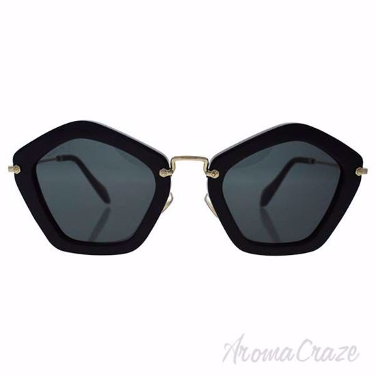 Miu Miu MU SMU 06O 1AB-1A1 - Black/Grey by Miu Miu for Women