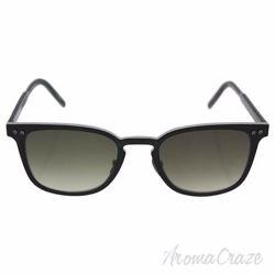 Mont Blanc MB584S 97P - Matte Dark Green/Green Gradient by Mont Blanc for Men - 51-20-145 mm Sunglasses
