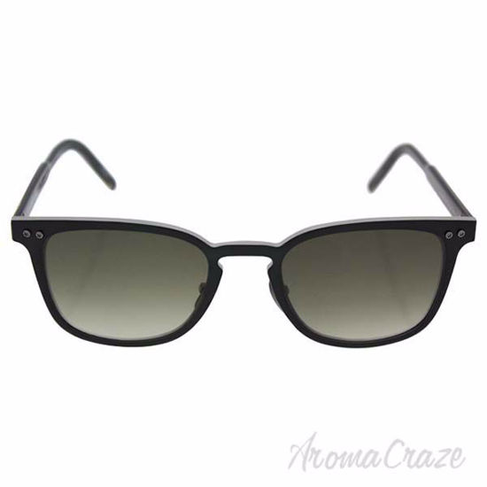 Picture of Mont Blanc MB584S 97P - Matte Dark Green/Green Gradient by Mont Blanc for Men - 51-20-145 mm Sunglasses