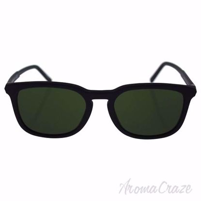 Mont Blanc MB586S 02N - Matte Black/Green by Mont Blanc for
