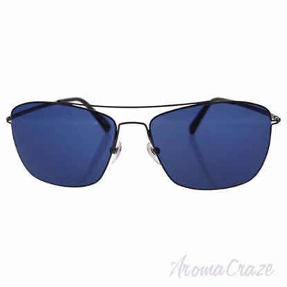 Mont Blanc MB594S 08V - Shiny Gumetal/Blue by Mont Blanc for