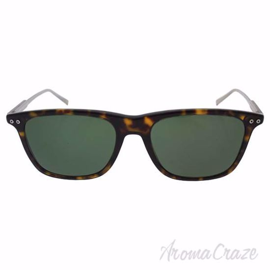 Mont Blanc MB600S 52R - Havana/Green Polarized by Mont Blanc