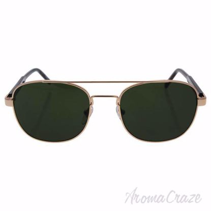 Mont Blanc MB602S 52J - Gold/Green by Mont Blanc for Men - 5