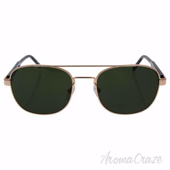 Picture of Mont Blanc MB602S 52J - Gold/Green by Mont Blanc for Men - 55-19-145 mm Sunglasses