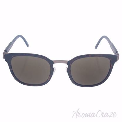 Mont Blanc MB603S 52E - Dark Havana/Brown by Mont Blanc for