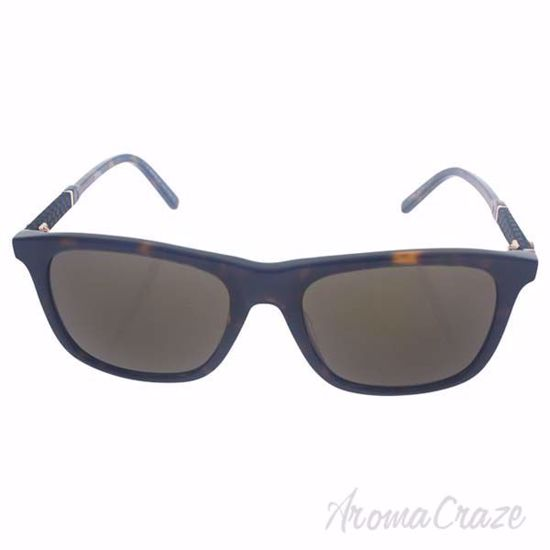 Mont Blanc MB606S 52E - Dark Havana/Brown by Mont Blanc for