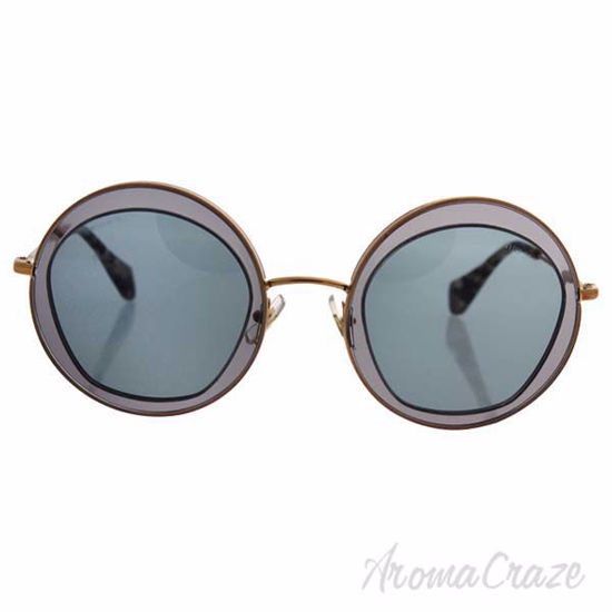 Miu Miu MU 50Q ROY-3C2 Transparent Grey for Women 52-27-140