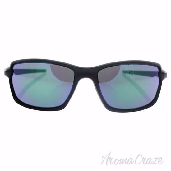 Oakley Carbon Shift OO9302-07 - Matte Black/Jade Iridium by