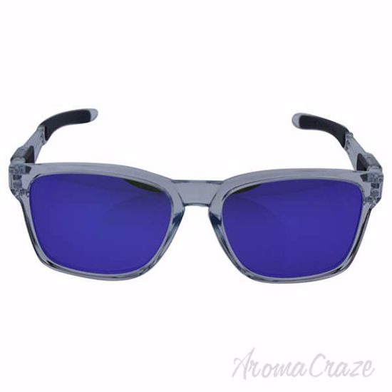 Oakley Catalyst OO9272-05 - Polished Clear/Violet Iridium by