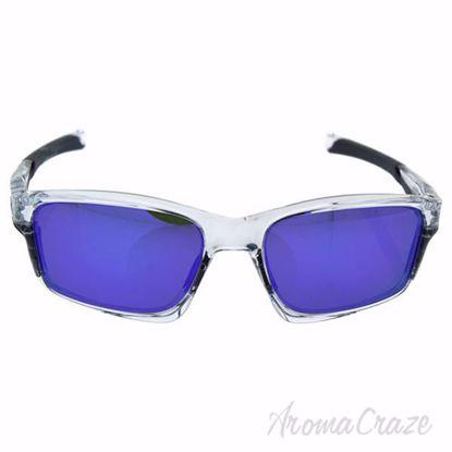 Oakley Chainlink OO9247-06 - Polished Clear/Violet Iridium b