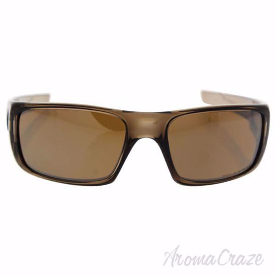 Picture of Oakley Crankshaft OO9239-07 - Brown Smoke/Tungsten Iridium Polarized by Oakley for Men - 60-19-132 mm Sunglasses