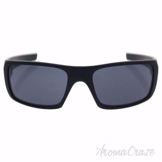 Picture of Oakley Crankshaft OO9239-12 - Matte Black/Grey by Oakley for Men - 60-19-132 mm Sunglasses