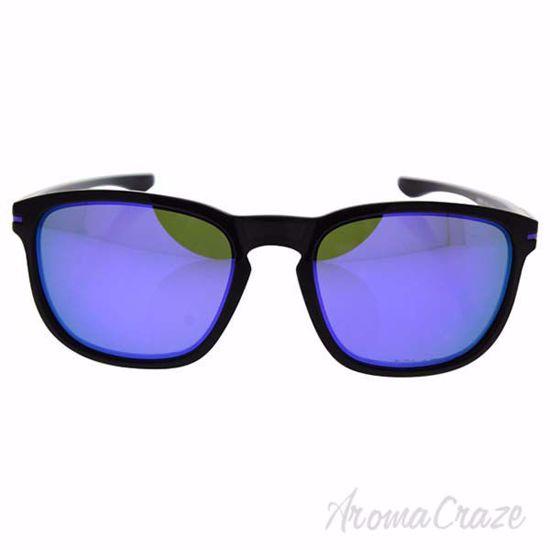 Oakley Enduro OO9223-13 - Black/Violet Iridium Polarized by