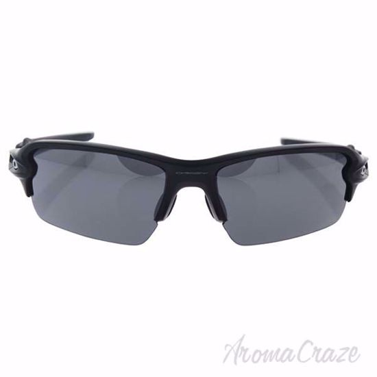 Oakley Flak 2.0 OO9271-01 - Matte Black/Black Iridium by Oak