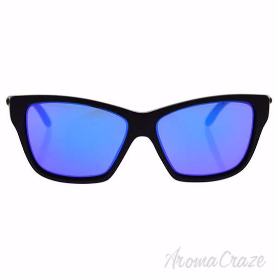 Picture of Oakley Hold On OO9298-08 - Matte Black/Violet Iridium by Oakley for Women - 58-13-140 mm Sunglasses