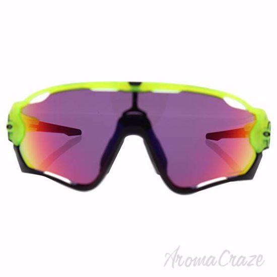 Picture of Oakley Jawbreaker OO9270-08 - Matte Uranium/Prizm Road by Oakley for Men - 131-00-121 mm Sunglasses