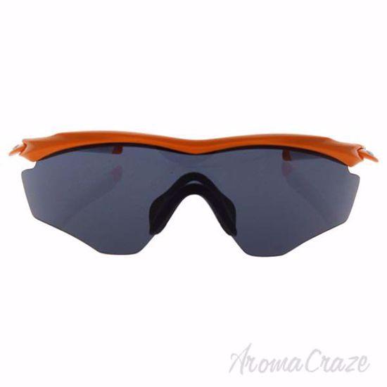 Oakley M2 Frame XL 009343-03 - Atomic Orange/Grey by Oakley