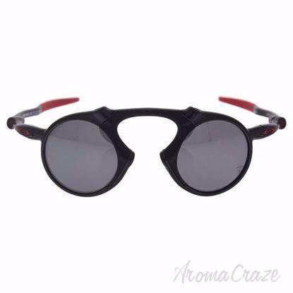 Oakley Madman Pewter OO6019-06 - Dark Carbon/Black Iridium P