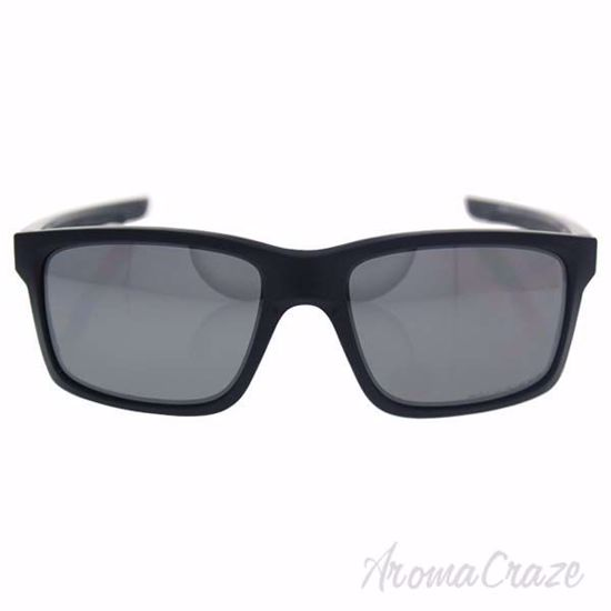 Picture of Oakley Mainlink OO9264-05 - Matte Black/Black Iridium Polarized by Oakley for Men - 57-17-138 mm Sunglasses