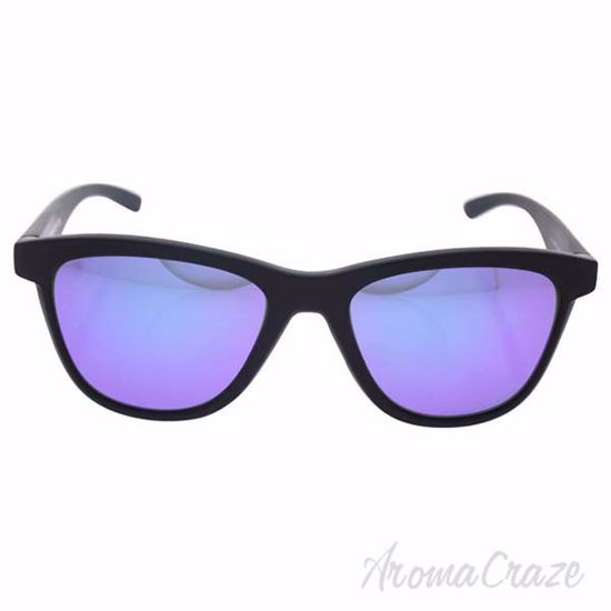 Picture of Oakley Moonlighter OO9320-09 - Matte Black/Violet Iridium Polarized by Oakley for Women - 53-17-139 mm Sunglasses