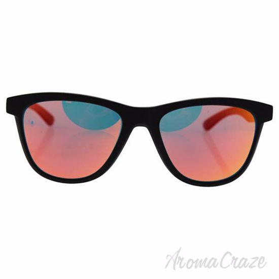 Oakley Moonlighter OO9320-13 - Matte Black/Ruby Iridium Pola