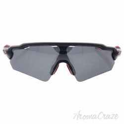 Oakley Radar Ev OO9275-06 - Polished Black/Black Iridium Polarized by Oakley for Men - 35-135-128 mm Sunglasses
