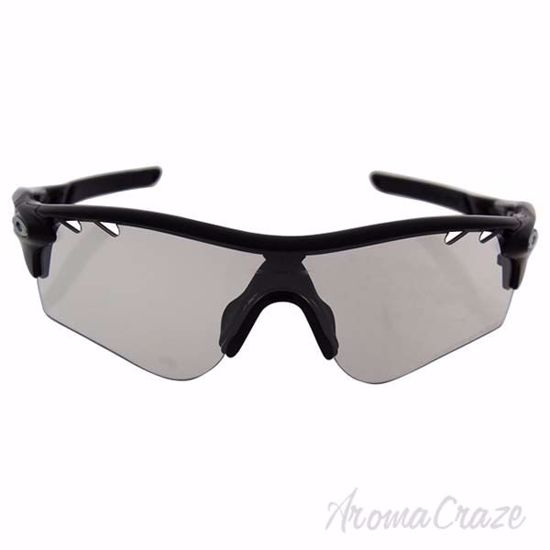 Oakley Radarlock OO9181-36 - Polished Black/Clear Black Irid